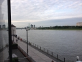 Other side of river view