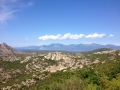 on the road to Calvi