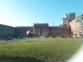 Vatican Pinecone courtyard
