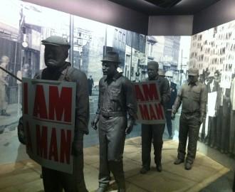 Sanitation Workers strike in Memphis, TN.