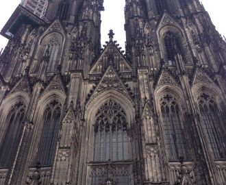 Massive and imposing, Germany's largest cathedral is magnificent.