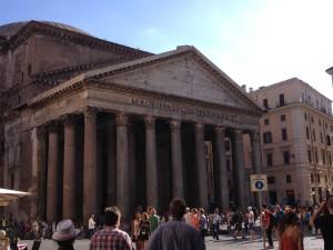 Rome Pantheon (2)
