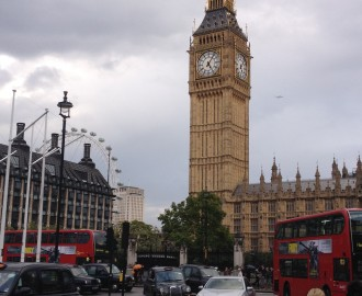 Clock Tower at Parliament - nope it's not called Big Ben. The bell inside is Big Ben.